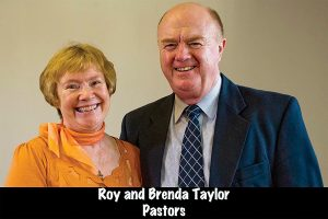 Roy and Brenda Taylor are co-leaders of the National Day of Prayer