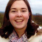 Definitely not a dinosaur: Rachel Cary enjoys Creation apologetics