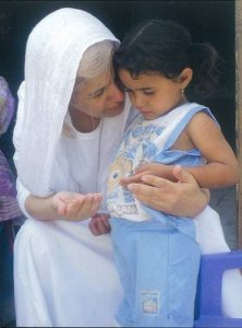 Photo 2 - mother to thousands of children