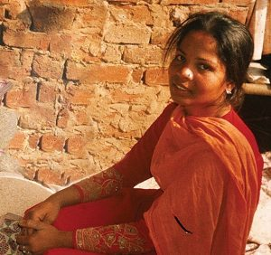 EU Special Envoy Jan Figel is putting economic pressure on Pakistan to release Asia Bibi, pictured here before her 2010 prison sentence
