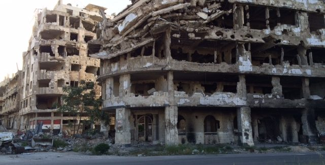 Syria—The untold story