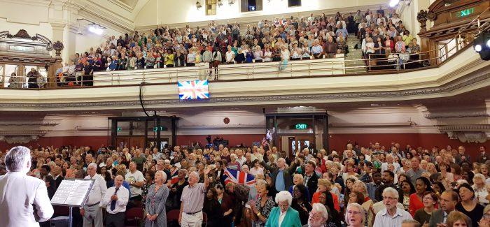 BRITAIN – SET APART UNDER GOD