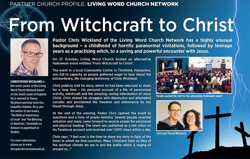Partner ministryHEART Christian newspaper