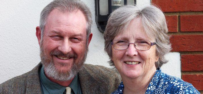 Greg and Glenys Hibbin
