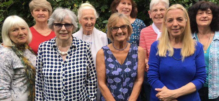 The prayer group backing Jen Gaskin