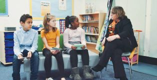 Children pose questions about sexual and gender identities