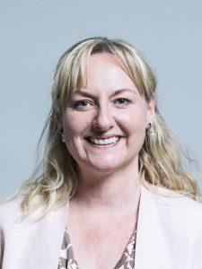 The SNP's Dr Lisa Cameron