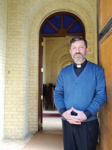 Rev Faez Jirjees