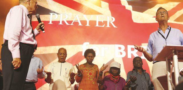Day of Prayer Platform