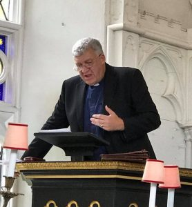 Rev Alex Jacob