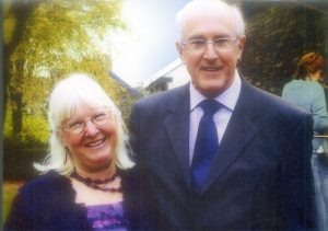Alan and Maureen