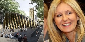 Esther McVey and London's proposed Holocaust memorial
