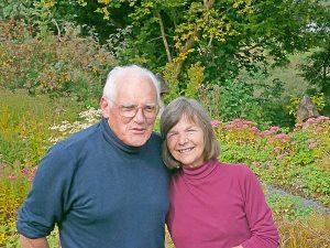 Freddie and Anne Gallichan