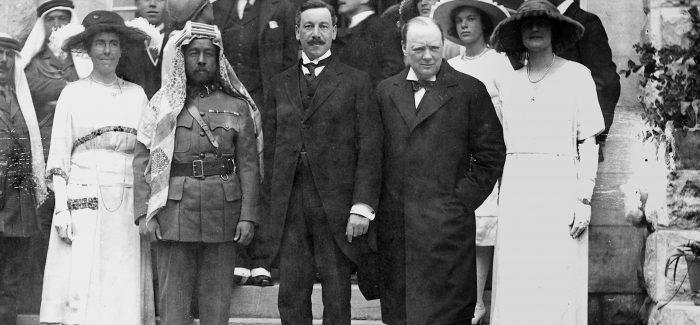 Restoring Churchill's reputation