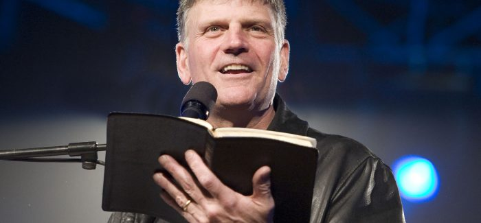 Franklin Graham is still fighting to preach in UK