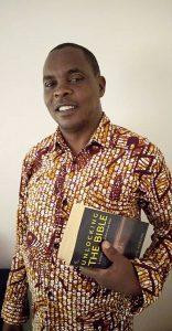 Pastor Godfrey Muwanga