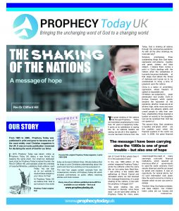 Prophecy Today cover