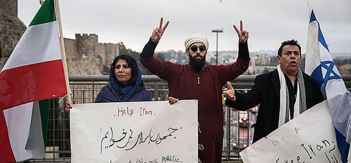 Iranians beg to flee – to Israel!