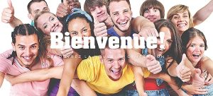 Image from the youth section of La Porte Ouverte's church website