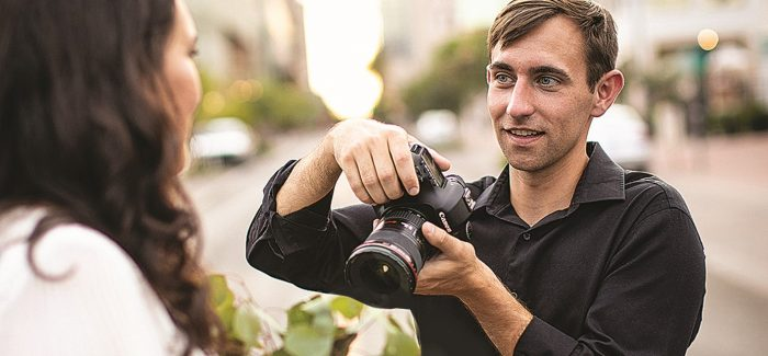 Photographer sues state to protect his business