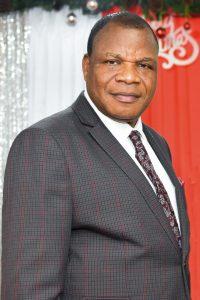 Pastor Olawale Hamzat
