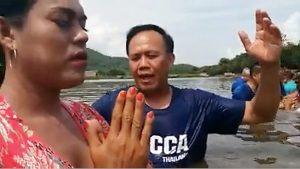 thai baptisms