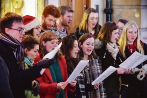 Will carol singers be allowed – or is Christmas cancelled? Advent is the greatest time of year for Christians to be praising God