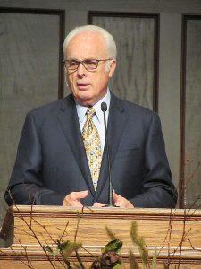 US pastor John MacArthur