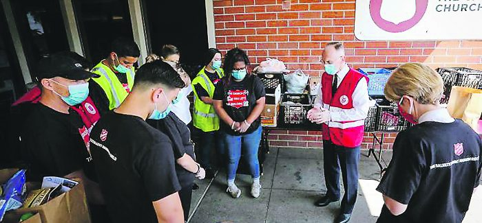 """Salvation Army pushes to """"rescueChristmas"""" early"""