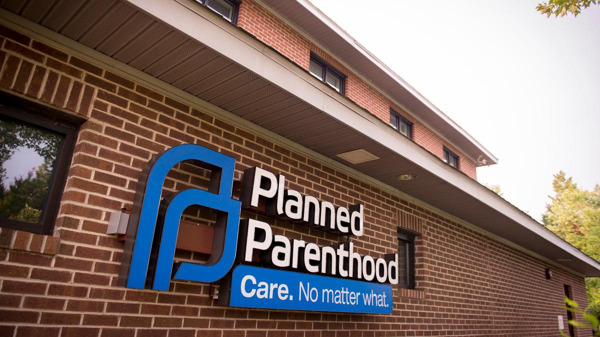 One of the many Planned Parenthood abortion clinics in the USA