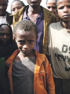 Thousands of survivors and orphans of extremist attacks in Ethiopia are still living in fear, sheltering in churches and community centres in the Oromia region