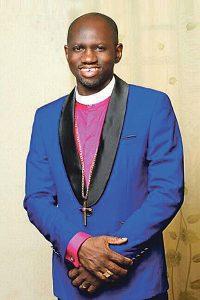 Bishop David Sanda