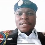 Blackman Bausi, Congo