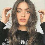 'Model Yael Shelbia is still only 19