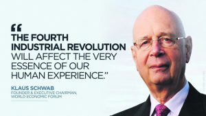 Klaus Schwab and the Fourth Industrial Revolution