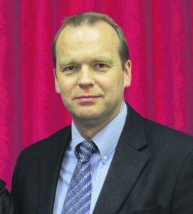 Keith Malcolmson