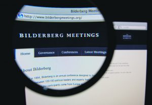 Photo of Bilderberg Meetings homepage