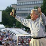 Global evangelist passes to his reward
