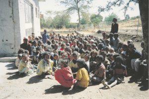 Ethiopian Jewish children rescued in Operation Solomon