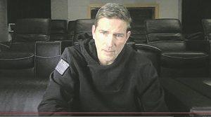 Christian actor Jim Cavadziel