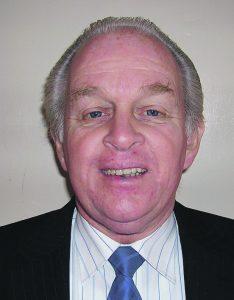 Rev Mervyn Tilley