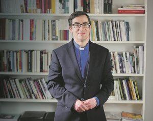 Rev Dr Bernard Randall