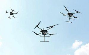 IDF drones