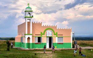 A rural mosque in Uganda
