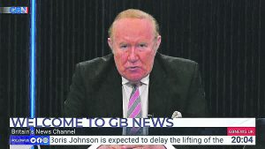 Andrew Neil launches GB News