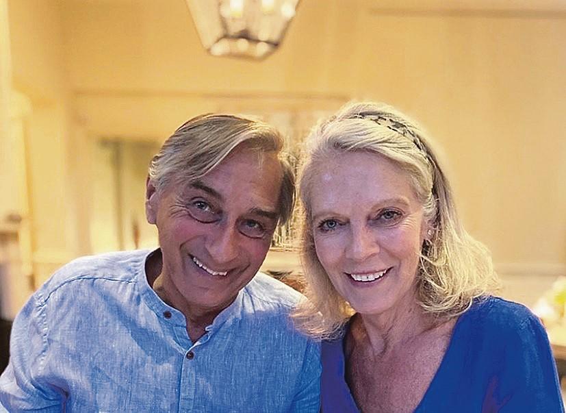 Julian and Jane Sykes-Brown