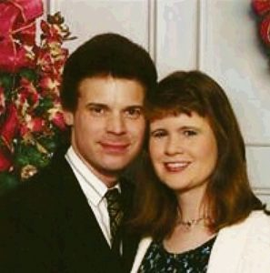 Lisa and her husband Patrick