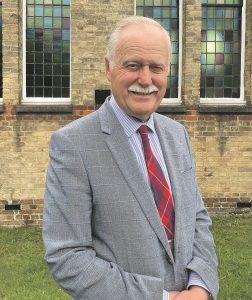 Rev Peter Simpson