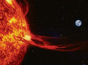 Solar activity is a major factor in determining the global temperature of our planet
