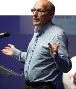 Investigative journalist David Collier